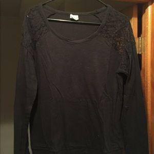 Long sleeved PINK shirt